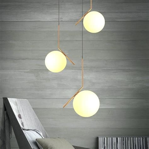 brass globe pendant light brass globe pendant light modern white globe glass shade