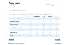 umfrage layout word easyfeedback kostenlose umfrage beispiele