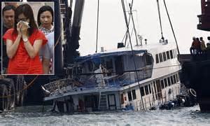 boat crash hong kong hong kong ferry crash 38 dead after boat sinks off lamma