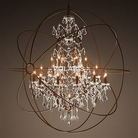 orb chandeliers popular rustic candle chandelier buy cheap rustic candle