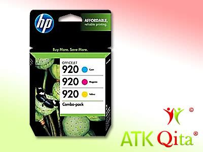 Tinta Printer Hp 920 Black Tinta Toner Pita Printer