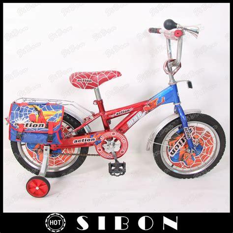 Fahrrad Aufkleber Kinderfahrrad by Sibon 14 Quot Aufkleber Spiderman Kinder Fahrrad Fahrrad