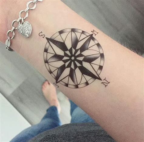 strepik compass tattooforaweek temporary tattoos largest