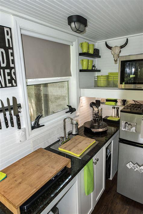 tiny house kitchen mendy s tiny home tennessee tiny homes