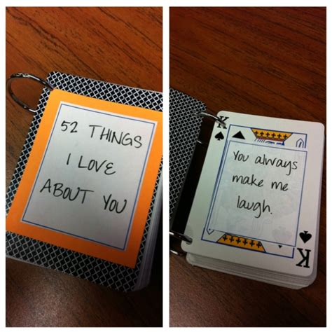 52 things i about you deck of cards template 1000 images about 52 cards on card deck decks and cards diy
