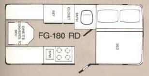 toyota sunrader floor plans 1986 toyota sunrader 180rd 4 wheel drive gt gt 4x4 off roads