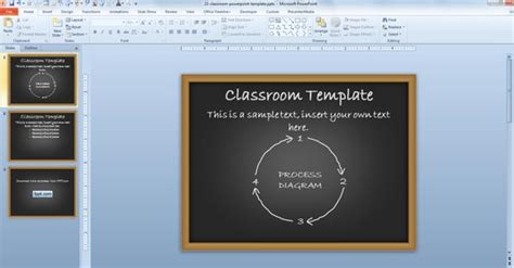 Free Educational Powerpoint Theme For Presentations In The Ppt 2007 Templates Free
