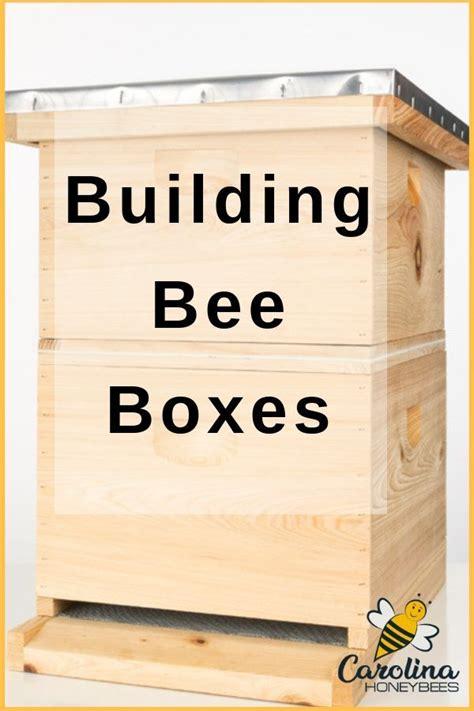 build  beehive    bee hive plans bee