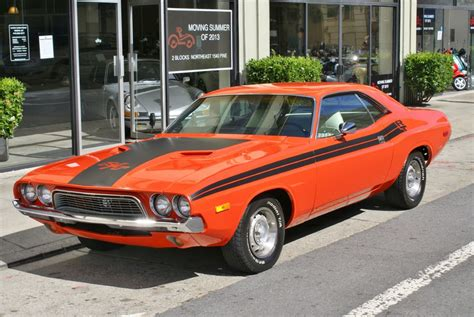 1974 Dodge Challenger Stock # 130504 for sale near San