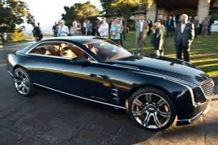 2015 Cadillac Concept Cadillac Elmiraj Concept Reveal In Motion Photo 2
