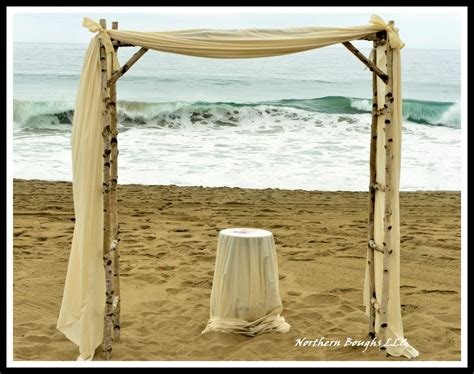 Birch Wedding Arch Kit birch wedding arch kit 183 northern boughs 183 store