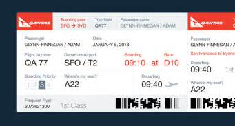 dear airlines this is what your boarding passes should