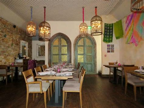 spicy house the restaurant picture of the spice house st aubin tripadvisor