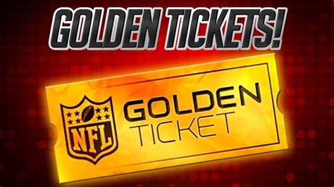 The Golden Ticket Andrew Gn Pulls Out The Showstoppers by Mut 15 Golden Tickets Going For The Golden Ticket Pull In