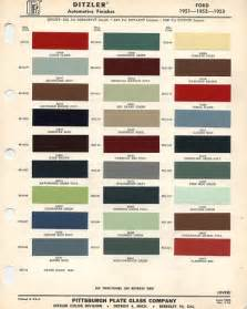truck paint colors 1952 ford f1 paint colors autos post
