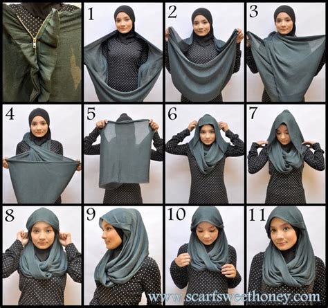 tutorial pashmina jersey 131 best images about hijab tutorial on pinterest turban