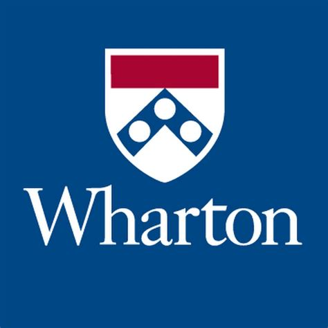 U Of U Mba Application Login by Wharton School