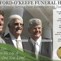 bradford o keefe funeral homes funeral services