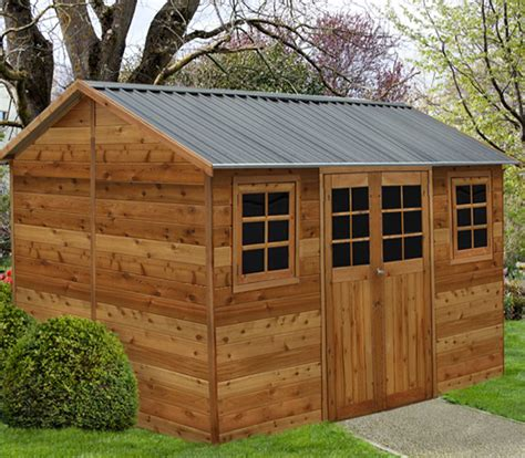 Timber Garden Shed new timber garden shed is a winner landera