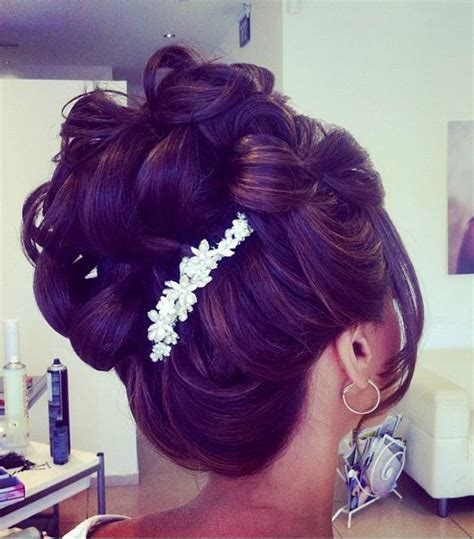 israeli wedding hair a gorgeous full body high and intricate bridal updo by