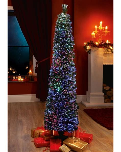 super slim fibre optic tree 5ft crazy clearance