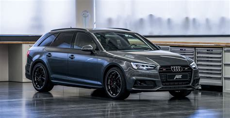 Audi S4 Quattro by 2017 Abt S4 Is Not Your Regular Audi S4 Avant Quattro