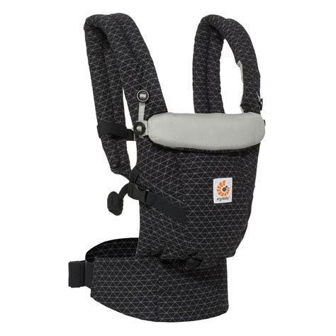 Baby Carrier Geos Baby ergobaby 3 position adapt baby carrier geo black