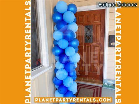 Balloon Arch / Balloon Columns Balloon Decorations