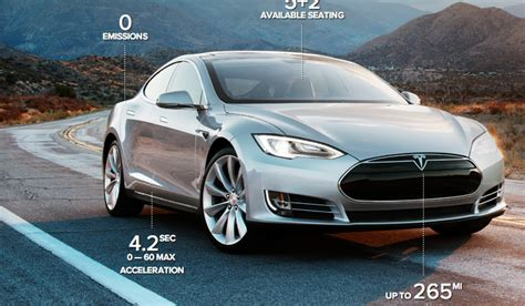 Tesla Model S Safety Features Nhtsa Reaffirms Tesla Model S Safety Rating For