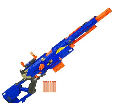 imagenes de nerf n strike pistola de dardos nerf n strike longstrike francotirador