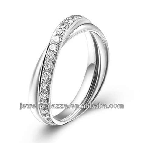 Wedding Ring Design White Gold by 24k White Gold Ring Designs Wedding Ring