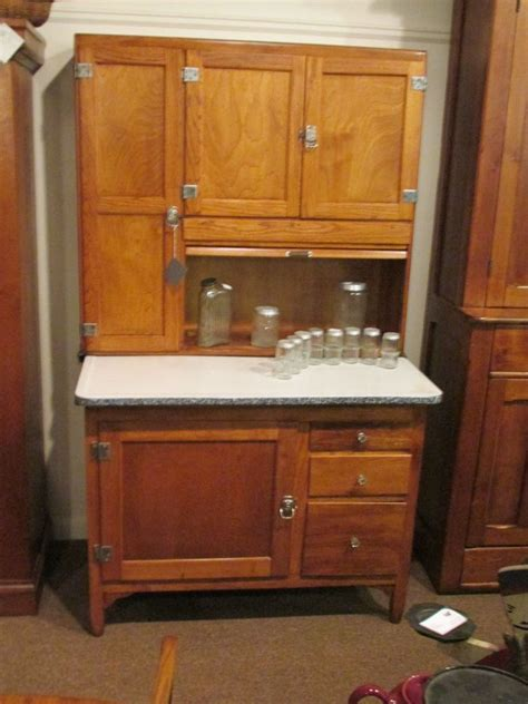 Antique Kitchen Cabinets With Flour Bin by S25 Antique Oak Sellers Hoosier Bakers Kitchen Cabinet