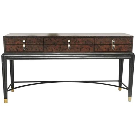 maitland smith table stylish sideboard or console table by maitland smith for
