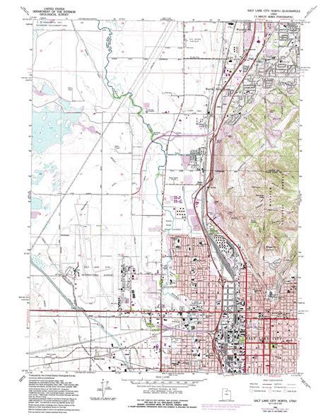 salt lake city map salt lake city topographic map ut usgs topo 40111g8