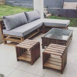 Wood Pallet Patio Furniture Best 25 Pallet Outdoor Furniture Ideas On Diy Pallet Pallet Sofa And Porch Furniture