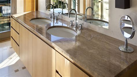 Quartz Bathroom Countertops counter intelligence re fresh by design