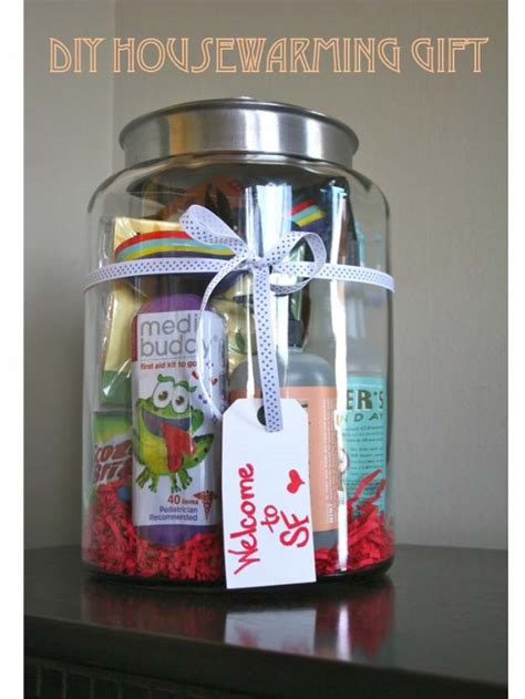 house gift 53 coolest diy mason jar gifts other fun ideas in a jar