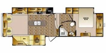 Crossroads Rv Floor Plans by 2012 Crossroads Rv Cruiser Fifth Wheel Series M 330