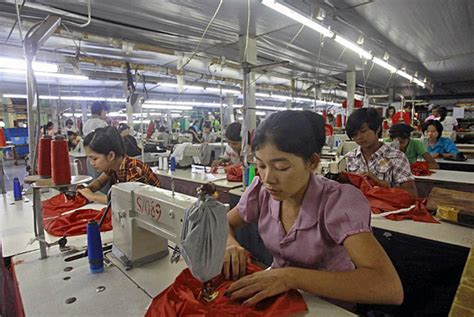 Demand Letter Myanmar Worker myanmar business owners object to proposed minimum wage increase