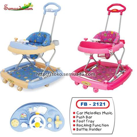 jual murah baby walker family fb 2121 toko semuada