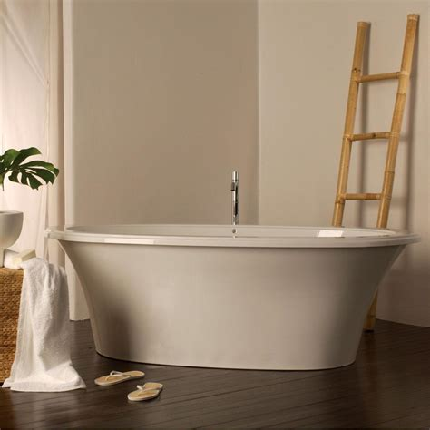bain bathtubs bain ultra sanos 7240 freestanding at advance plumbing and