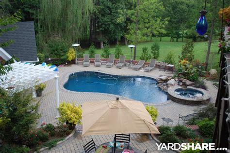 pool area ideas landscaping ideas gt pool area yardshare com