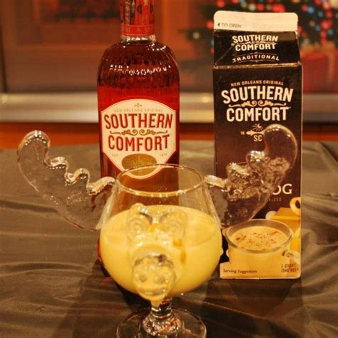 eggnog and southern comfort 904 happy hour article its a eggnog time of year