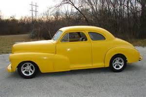 find used 1947 chevy business coupe rod rod