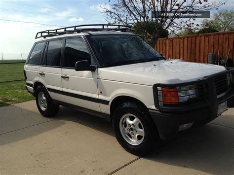 how to work on cars 1995 land rover discovery engine control service manual how to fix 1995 land rover range rover heater blend land rover range rover