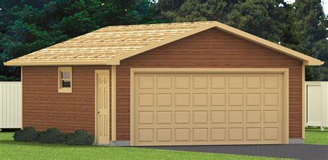 20 x 24 garage plans tbm 20 x 24 timber mart