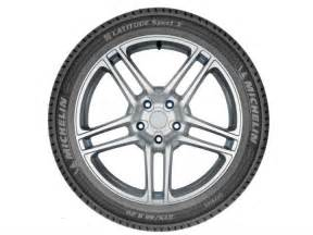 Suv Tires India Michelin Latitude Sport 3 Tyres Launched In India
