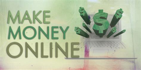 How To Make A Little Extra Money Online - how to make money on craigslist and 5 business ideas