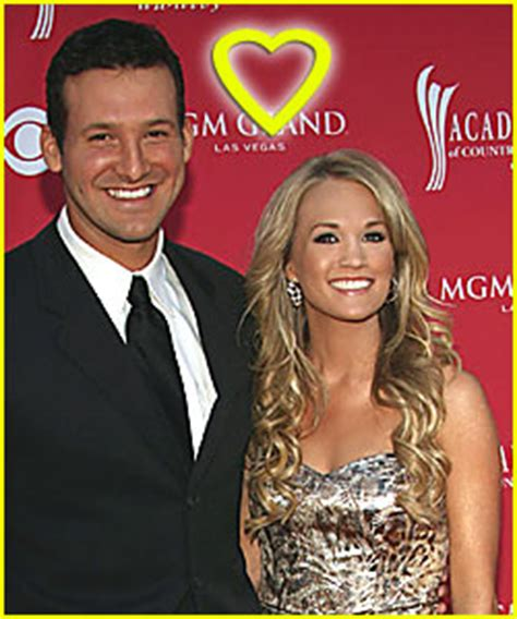 Carrie Underwood And Tony Romo Are And Heavy by Carrie Underwood Tony Romo It S Official Carrie