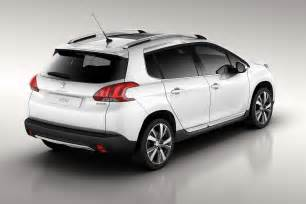 new peugeot cars spoiler all new peugeot 2008 automotive car manufacture